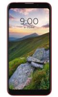 Смартфон BQ 5535L STRIKE POWER PLUS RED