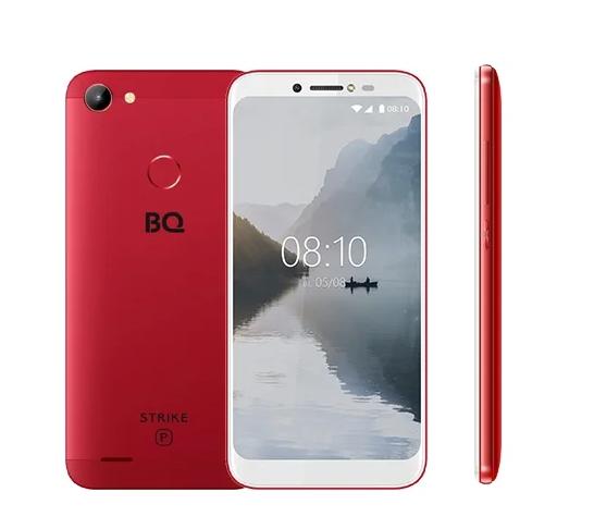 Смартфон BQ 5514G STRIKE POWER RED
