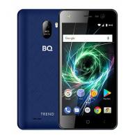 Смартфон BQ 5009L TREND DARK-BLUE (2 SIM)