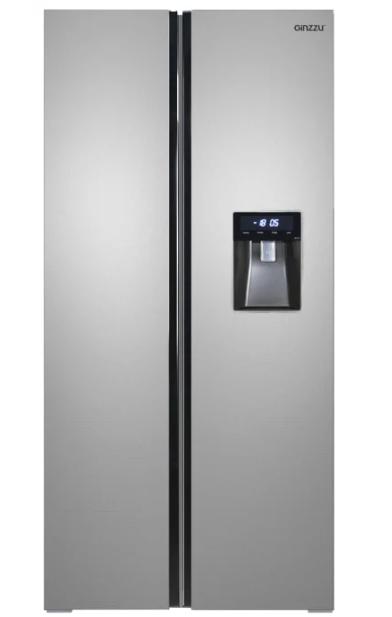Холодильник GINZZU NFK-467SBS