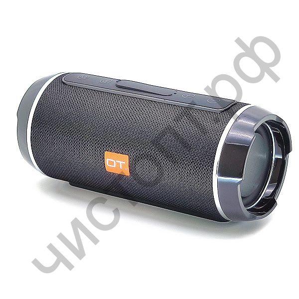 Колонка универс.с радио OT-SPB56 Черный (TG116) (TF, USB, FM)