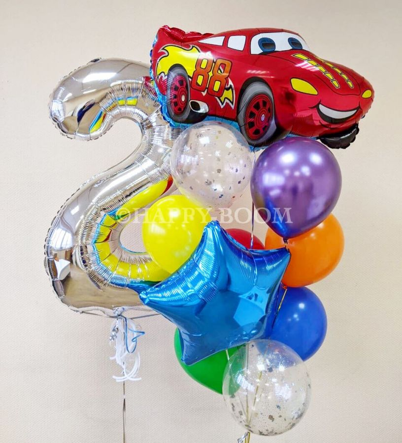 Гелиевые шары набор №104