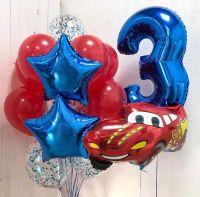 Гелиевые шары набор №122