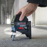КупитьBosch GCL 2-15G + RM1 + BM3 + кейс - Лазерный нивелир по низкой цене