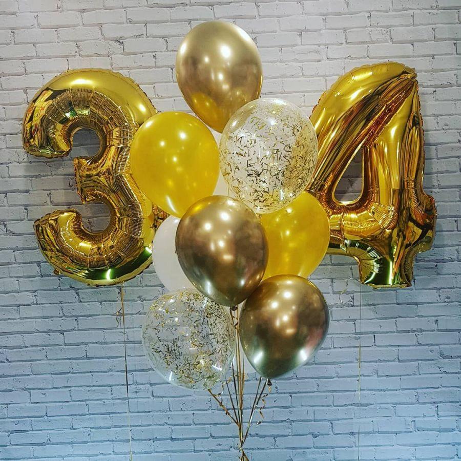 Гелиевые шары набор №115