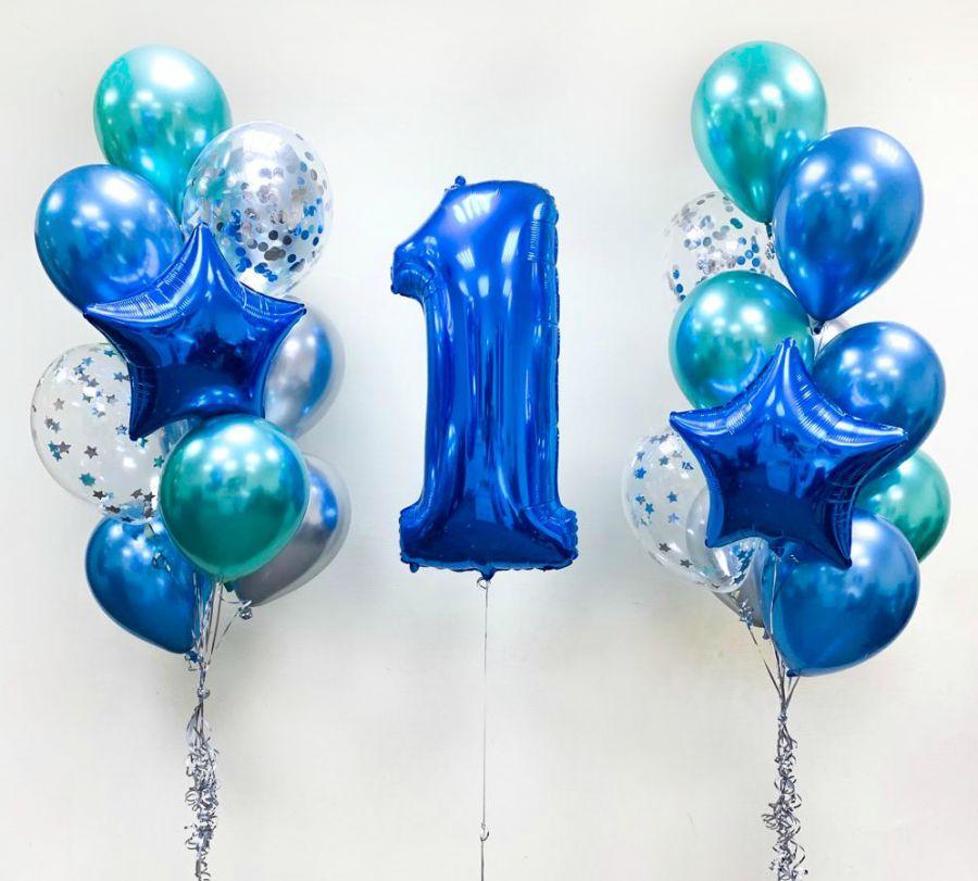 Гелиевые шары набор №133