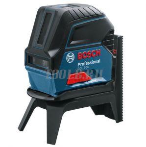 BOSCH GCL 2-50 + RM1 + BM3 + LR6 + кейс - Лазерный уровень