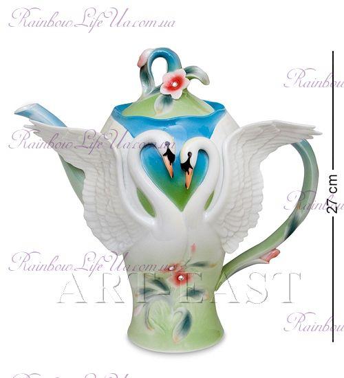 """Чайник заварочный Лебеди """"Pavone"""""""