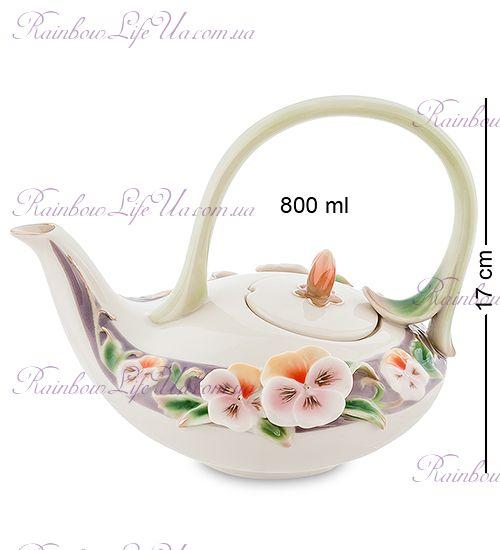 """Чайник заварочный Виола """"Pavone"""""""