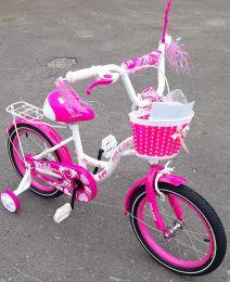 Велосипед детский Pulse Milana White 16