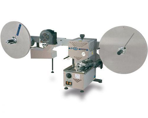 Станок клеенаносящий с модулем автоматической намотки PR25P-DV