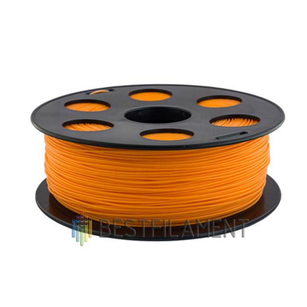 ABS пластик Bestfilament 1,75 мм, Оранжевый, 1 кг