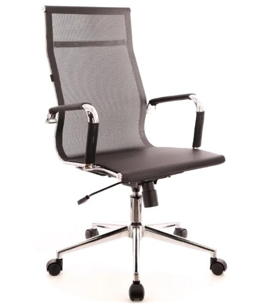 Компьютерное кресло Everprof Opera T для руководителя Черное