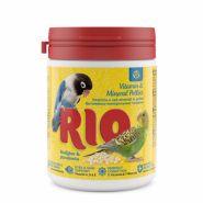 Рио Витаминно-минеральные гранулы для волнистых и средних попугаев. 120г