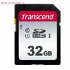 Карта памяти SD 32GB Transcend 300S UHS-I U1 (TS32GSDC300S)