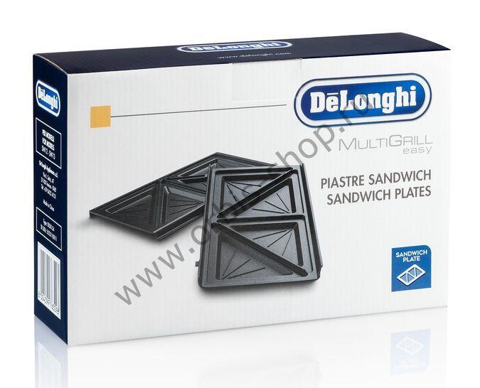 Комплект пластин DLSK154 для электрогриля De'Longhi SW12 (сендвич)