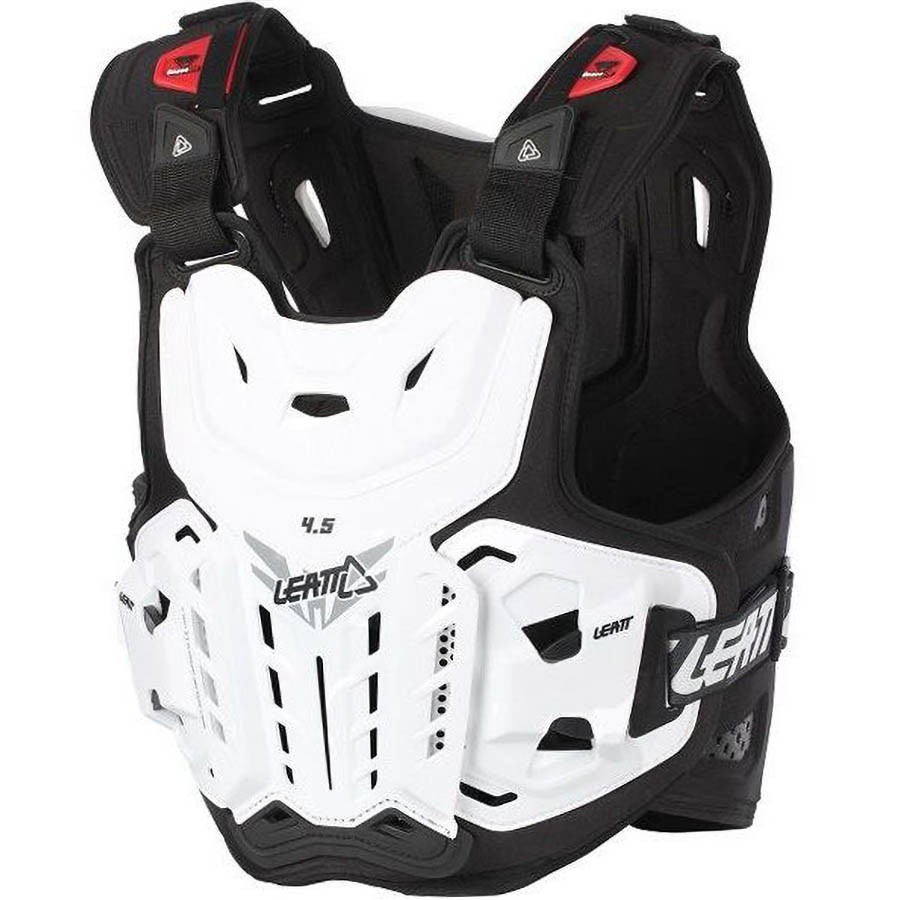 Leatt Chest Protector 4.5 White защитный жилет