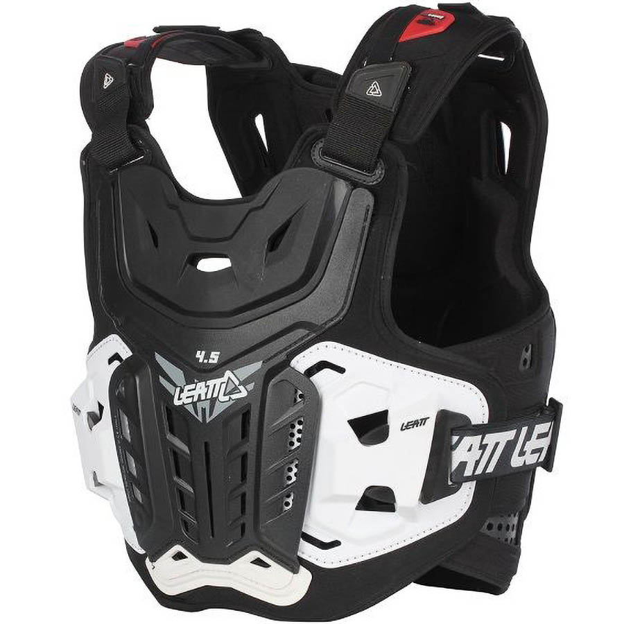 Leatt Chest Protector 4.5 Black защитный жилет