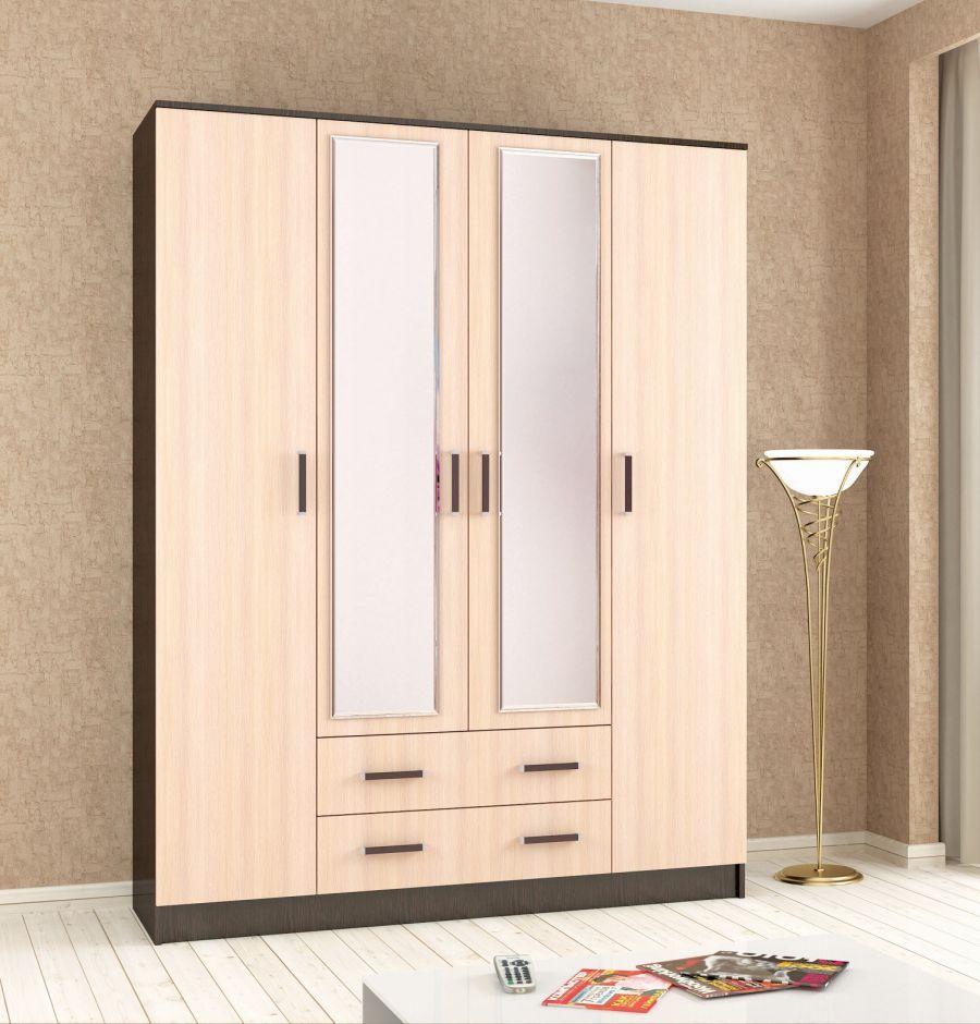 Шкаф комбинированный Лагуна-016