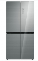 Холодильник DAEWOO RMM700SG Серебристое зеркало
