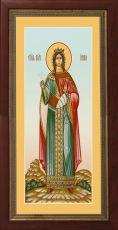 Мерная икона Ирина Великомученица (25x50см)