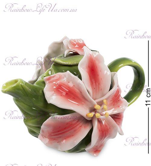 """Заварочный чайник Лилия """"Pavone"""""""