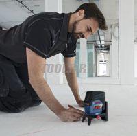 Купить Bosch GCL 2-50 C+RM2 (AA) L-Boxx ready - Лазерный уровень по низкой цене с доставкой по России и СНГ
