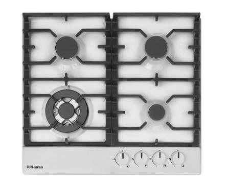 Газовая варочная панель HANSA BHGW 611391