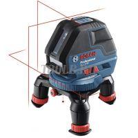 Купить Bosch GLL 3-50 Professional + L-BOXX - Лазерный уровень по низкой цене