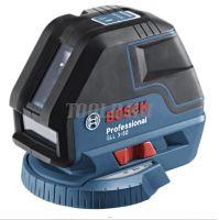 Купить Bosch GLL 3-50 Professional + L-BOXX - Лазерный уровень по низкой цене с доставкой по России и СНГ