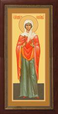 Мерная икона Анисия Солунская мученица (25x50см)