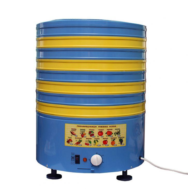 Сушилка для овощей и фруктов ЭЛВИН СУ-1У (60 литров)