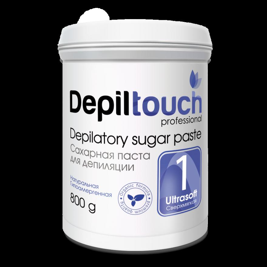 Depiltouch Сахарная паста  №1 СВЕРХМЯГКАЯ, 800 гр