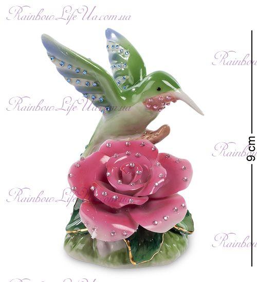 "Фигурка Колибри на розе CMS-35/ 5 ""Pavone"""