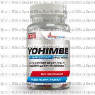 Yohimbe Extract / Йохимбин экстракт / 60 капс по 50 мг