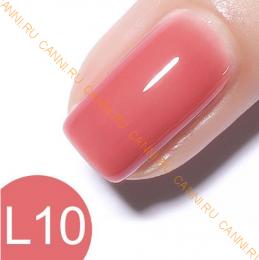 """Гель лак Venalisa """"Jelly gel - камуфляж"""" L10"""
