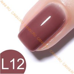 """Гель лак Venalisa """"Jelly gel - камуфляж"""" L12"""