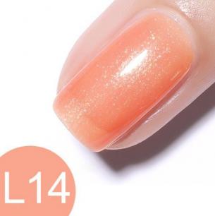 """Гель лак Venalisa """"Jelly gel - камуфляж"""" L14"""