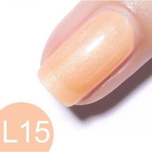 """Гель лак Venalisa """"Jelly gel - камуфляж"""" L15"""