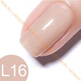 """Гель лак Venalisa """"Jelly gel - камуфляж"""" L16"""