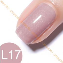 """Гель лак Venalisa """"Jelly gel - камуфляж"""" L17"""