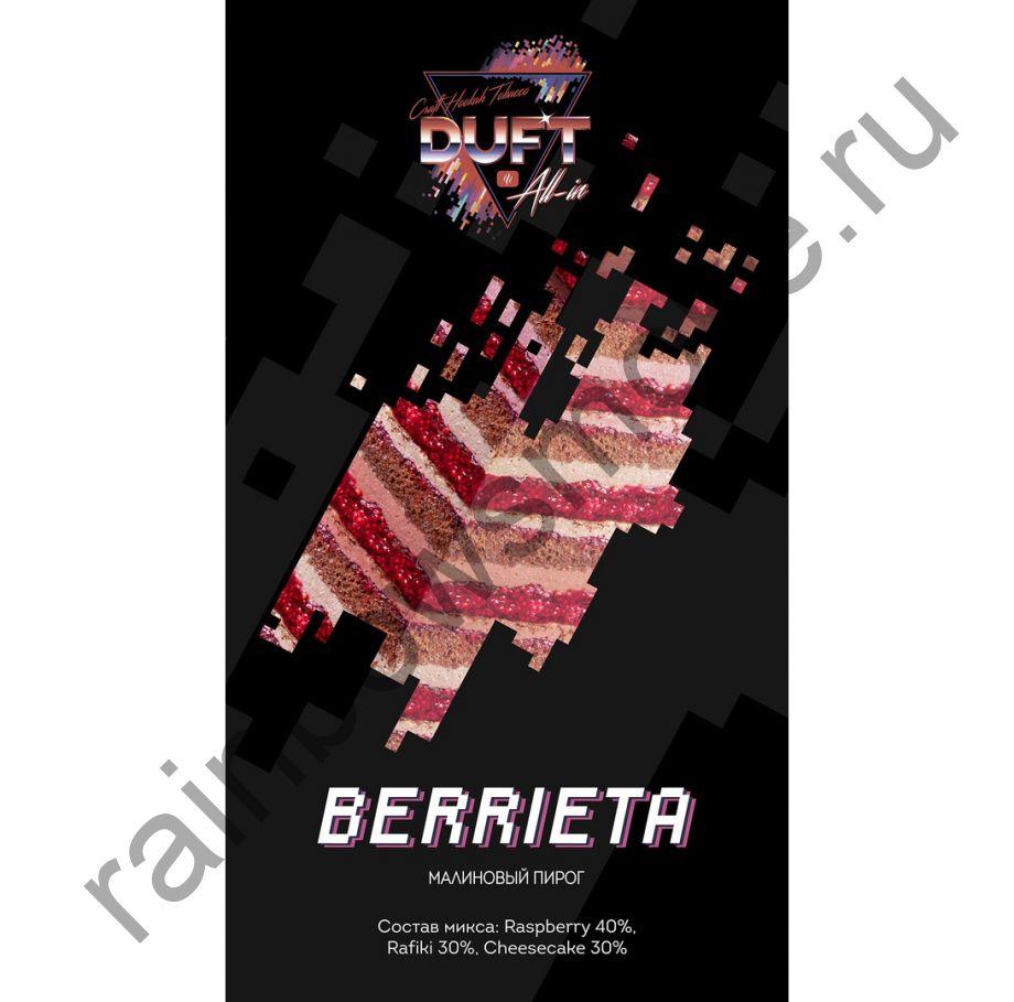 Duft All-in 25 гр - BERRIETA (Новая Планета)