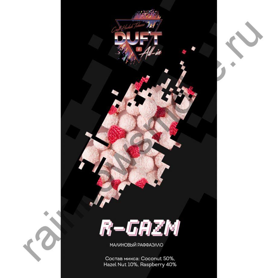 Duft All-in 25 гр - R-GAZM (Р-ГАЗМ)