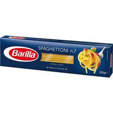 Макароны Барилла Spaghettoni №7 500гр