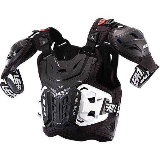Leatt Chest Protector 4.5 Pro Black защитный жилет