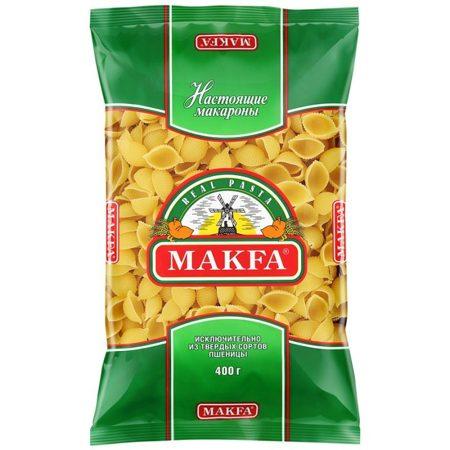 Макароны Макфа Ракушки 0,4 кг