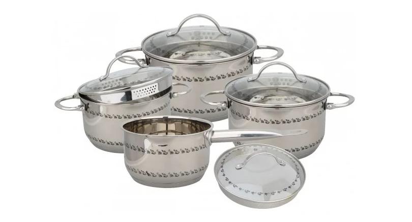 Набор посуды KELLI KL-4263 8пр