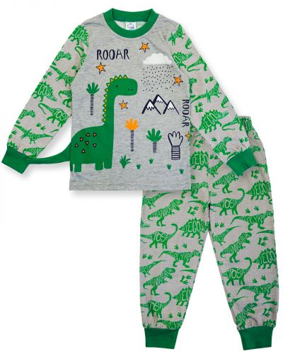"Пижама для мальчика 3-7 лет Bonito Animals ""Dinosaur"""