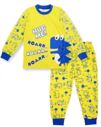 "Пижама для мальчика 3-7 лет Bonito Animals ""DINO"""