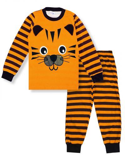 """Пижама для мальчика 3-7 лет Bonito Animals """"Tiger"""""""